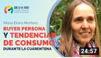 Elvira Montero - Buyer Persona y Tendencias de Consumo