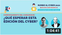 Rumbo al cyber dia 2
