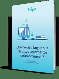 Ebook_ Cómo distribuyen sus recursos los expertos del eCommerce